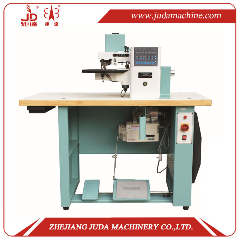 JD-293A Automatic Speed Change Cementing & Folding Machine