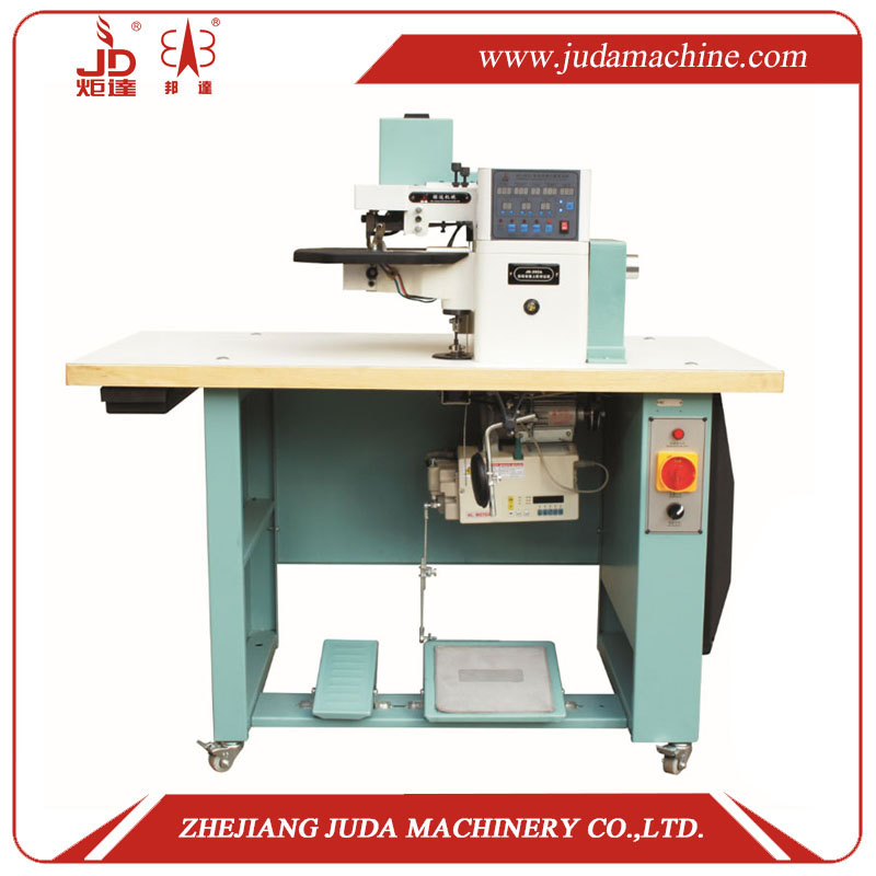 JD-292A Automatic Speed Change Cementing & Folding Machine