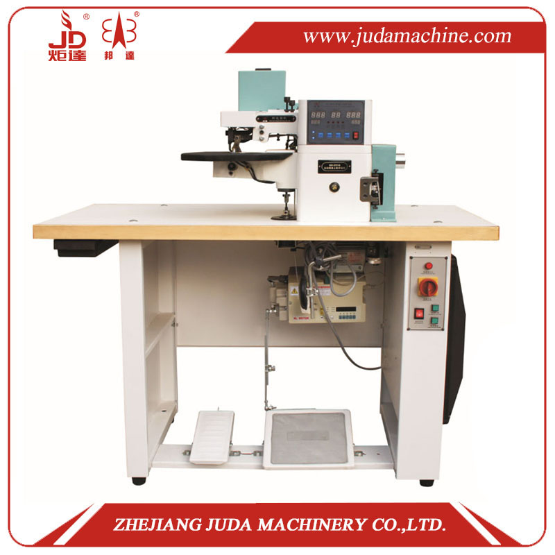JD-291A Computerized Hot-Cement Folding Machine
