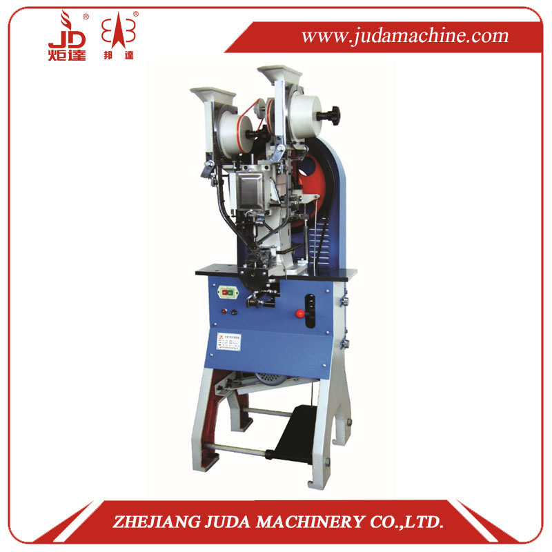 BD-107 Double-Side Riveting Machine