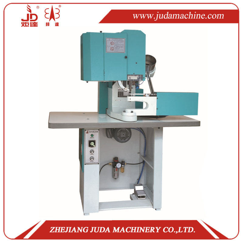 JD-918 Automatic mountaineering Button Fastening Machine