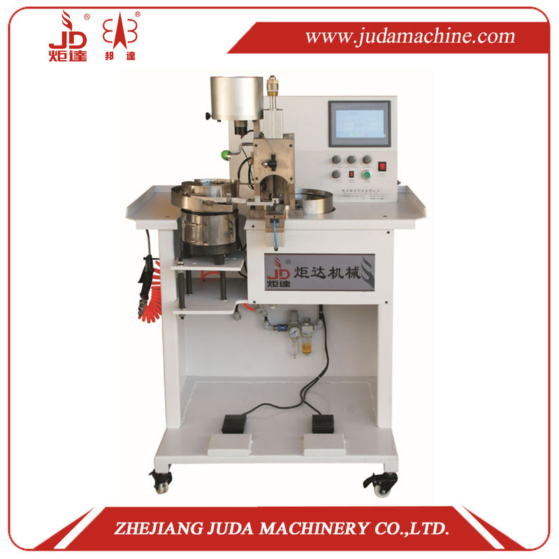 JD-136S Automatic Multi-Function pearl & Nail Riveting Machine